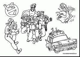 Small Picture astonishing ghostbusters coloring pages printable with
