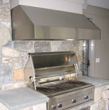 exquisite range hood outside vent your home decor picture 4 of 11 outdoor kitchen