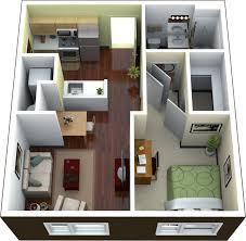 Studio Apartment Floor Plans D Decor  Bedroom Apartment Floor - Austin one bedroom apartments