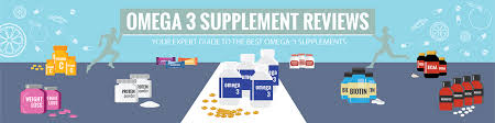 Best Omega 3 Health Supplement Reviews And Comparisons 2019