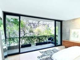 cost sliding glass wall full doors to install pocket door installation replacing