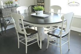painted kitchen tables chalk paint kitchen table top painted kitchen tables kitchenette table and chairs farmhouse painted kitchen