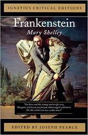 frankenstein ignatius critical editions mary shelley  frankenstein ignatius critical editions 2nd edition