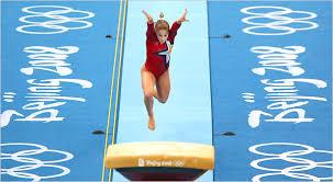 floor gymnastics shawn johnson. Shawn Johnson On Vault In The 2008 Beijing Olympics.So Awesome Floor Gymnastics