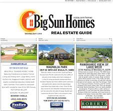 Big Sun Homes For April 7 2018 By Ocala Starbanner Issuu