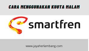 Salah satu layanan yang disediakan oleh smartfren adalah paket internet. Cara Menggunakan Kuota Malam Smartfren Di Siang Hari