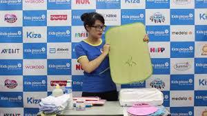 9 món đồ sơ sinh mùa hè cần thiết cho bé - KidsPlaza.vn - YouTube