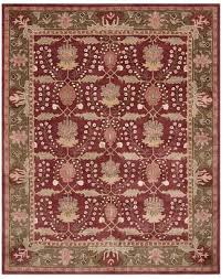pottery barn franklin persian style rug