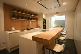 One Wall Kitchen Kitchen Accessories Modern Large One Wall Kitchen Design With 2