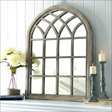 large arched mirror. Arch Window Mirror Large Arched Wall Decor Amusing Furniture Amazing