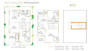 south west facing house north facing house in plans super ideas duplex house plans according 9