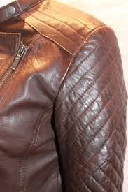 women s leather biker jacket