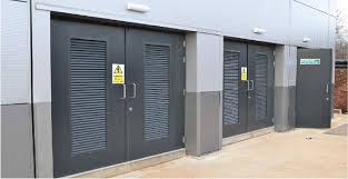 Bullet and Blast Resistant Doors and Windows.