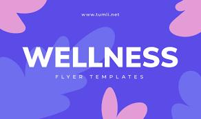 Best Wellness Flyer Design Templates Tumli