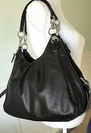 Coach Black Large Women s Totes   Shoppers   eBay