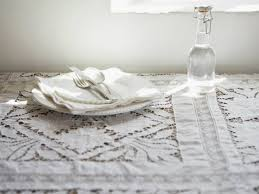TS81271372 Vintage White Tablecloth S4x3 Lg. Interior Design: Shabby Chic  Industrial Vintage - Classy Furniture