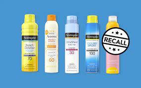 Neutrogena, Aveeno Sunscreens Recalled ...