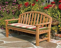 classic wood patio furniture replacement cushions