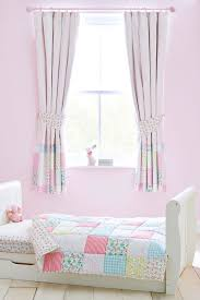 Next Living Room Curtains Buy Little Poppet Cotton Black Out Pencil Pleat Curtain From The