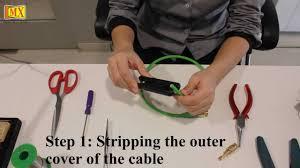 how to make bnc cable how to make bnc cable
