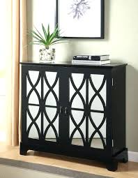 black console table with storage. Simple Table Outstanding Black Console Table With Storage  Mirrored Glass Inside Black Console Table With Storage S