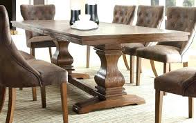 rustic grey round dining table rustic wood dining room tables dining room wood dining table set