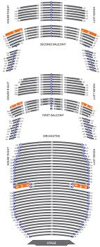 Bass Concert Hall Austin Seating Chart With Numbers Seating Chart Bass Concert Hall Texas Performing Arts