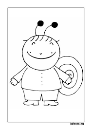 Descărcați această imagine de colorat aici». 18 De Colorat Bobiță È™i Buburuză Ideas Buburuză Idei Copii