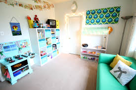 ... Boy and Girl Playroom. playroom