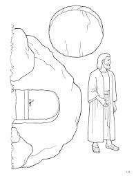 Small Picture Lds Primary Easter Clipart Collection Coloring Coloring Pages
