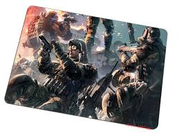 office large size senior. 9 Size Cool Warface Mouse Pad Senior Rubber Large To Computer Mousepad Office Gaming