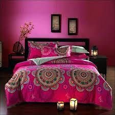 hot pink duvet covers sweetgalas