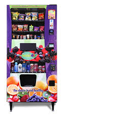 Cost Of Healthy Vending Machines Mesmerizing The World Leader In Healthy Vending H48U