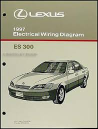 1997 lexus es300 wiring diagram 1997 image wiring 1997 lexus es 300 wiring diagram manual original on 1997 lexus es300 wiring diagram
