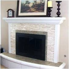 modern tiled fireplace surround ideas tile glass mosaic a awesome about on