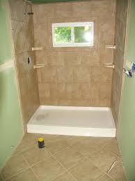 showers stand up shower ideas small bathroom with unique tiled for bathrooms sho