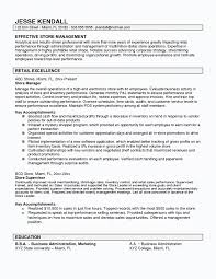 Managementume Cover Letter Sample Retailumes Store Manager For