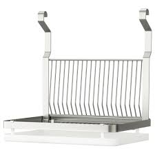 square stainless steel dish drying rack