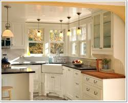 corner kitchen sink ideas