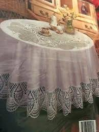 round vinyl tablecloth lace inch fabric uk round vinyl tablecloth