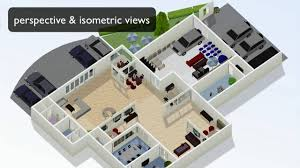 How To Draw Floor Plans Online YouTube - Home design plans online