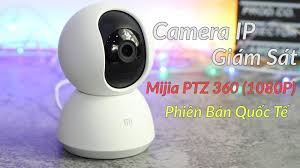 camera xiaomi 360 - camera wifi - camera giám sát siêu nét - YouTube