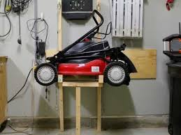 lawn mower garage storage. Garage Storage Ideas For Lawn Mower In YouTube