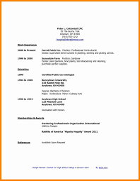 Sample Resume High School Loan Modification Specialist Sample Resume
