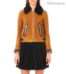 women s coats jackets maje camel jackets bakaro suede jacket 78at878