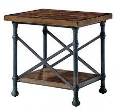 vintage patina lexington furniture bernhardt x end table