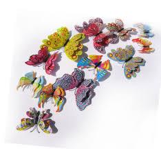 3d Butterfly Wall Decor Online Get Cheap 3d Butterfly Wall Aliexpresscom Alibaba Group