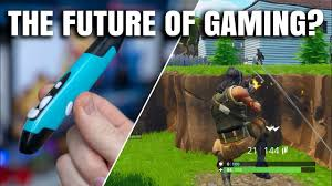 using a pen mouse to play games will it work