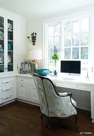 built in home office. home office desk cabinet ideas traditional with built in