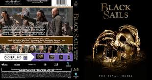 black sails season 4 bluray cover cover addict dvd bluray coverovie posters